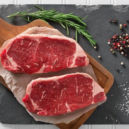 Ultra Premium Beef Steaks Bundle Strip Steak