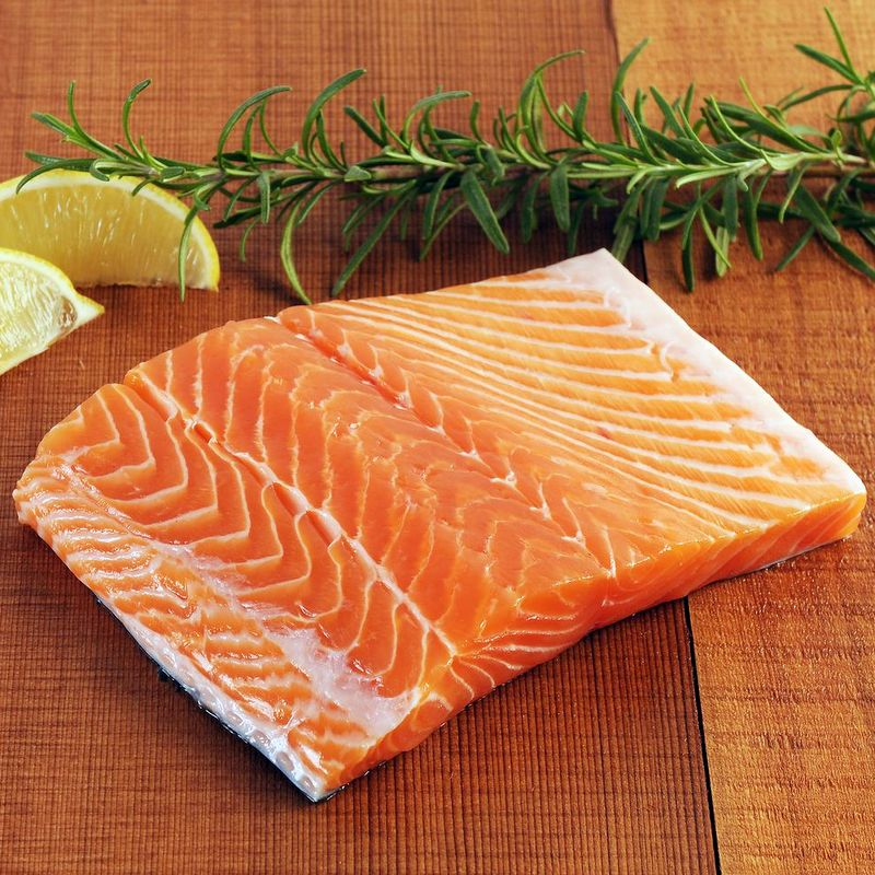 Ultra Premium Salmon Bundle