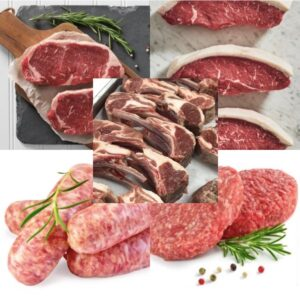 Ultra Premium Monthly Meat Bundle