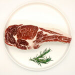 Bone-In Rib Eye 500g